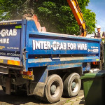 grab lorry delivery